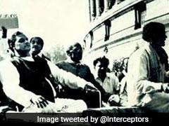 Atal Bihari VajpayeeDeath: जब अटल बिहारी वाजपेयी बैलगाड़ी से पहुंचे संसद, देखें पूर्व प्रधानमंत्री की 10 Unseen Photos