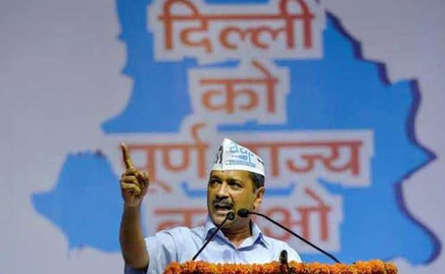All Unauthorised Colonies To Get Drainage Systems, Roads: Arvind Kejriwal