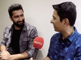 Video : Vicky Kaushal On His First 100-Crore Film <i>Raazi</i> & His Role In <i>Sanju</i>