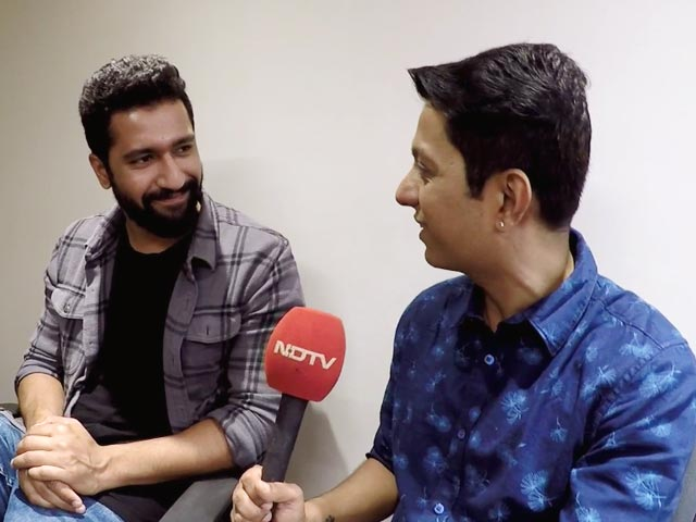 Vicky Kaushal On His First 100-Crore Film Raazi & His Role In Sanju
