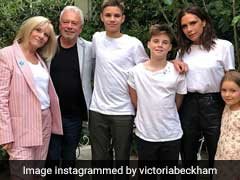 Amid Divorce Rumours, Victoria Beckham Shares Family Photo On Instagram