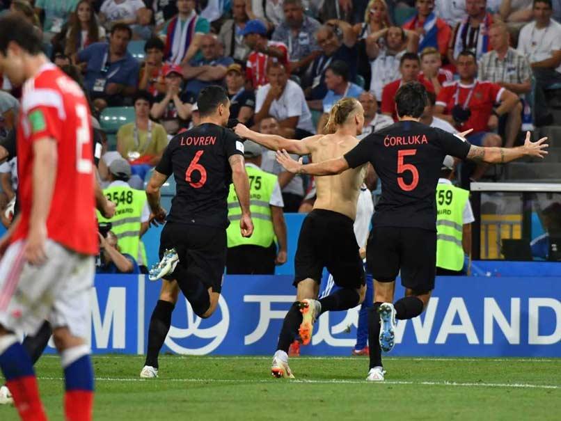 World Cup 2018, Russia vs Croatia Highlights: Croatia Beat Russia 4-3 On Penalties To Enter Semi-Finals
