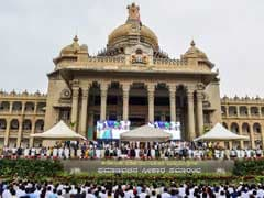 "4 ""Missing"" Karnataka Lawmakers Spoil Congress Headcount Amid Rebellion"