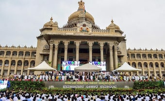 3 'Missing' Karnataka Lawmakers Spoil Congress Headcount Amid Rebellion