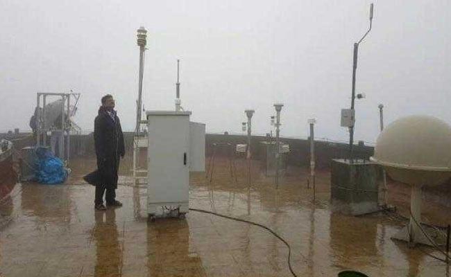 मॉनसून के बादलों का रहस्य जानने की कोशिश, बादलों की लैब तक पहुंचा NDTV