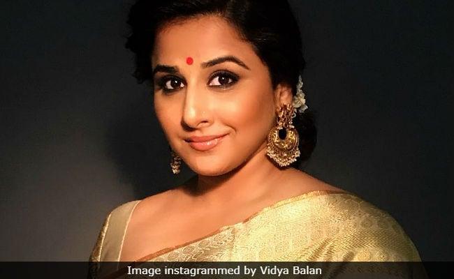 In NTR Biopic, Vidya Balan To Star As Basavatarakam Opposite Balakrishna