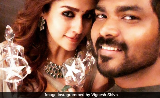 Vignesh Shivn Congratulates Nayanthara In Cute Post. The Internet Is Smitten