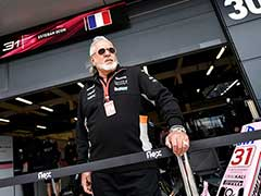 Vijay Mallya Steps Down As Force India F1 Team Director