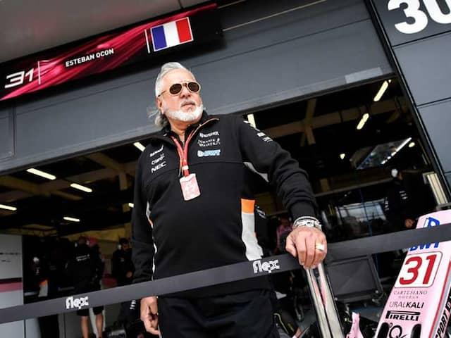 Vijay Mallya Steps Down As Force India F1 Team Director