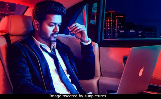 sarkar lets celebrate vijays birthday with the title and posters of his new film