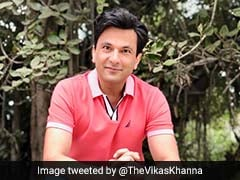 Chef Vikas Khanna Aims To Provide 10 Million Meals To Street Vendors