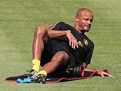 2018 World Cup: Injured Vincent Kompany Included In Belgium