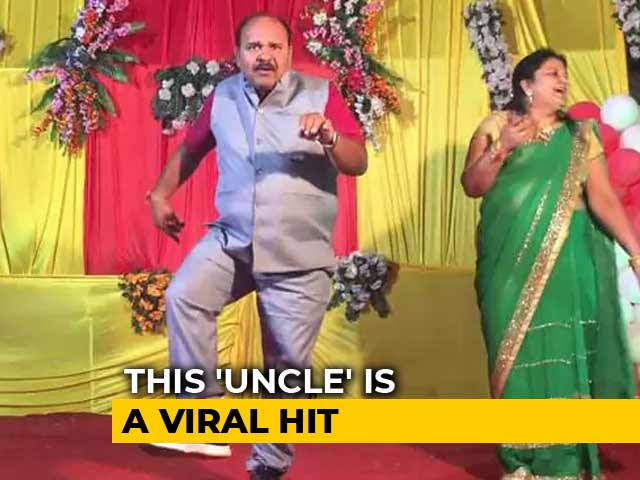 Video : This Man's Govinda-Style Dance Is A Viral Hit. Watch Him, Because TGIF