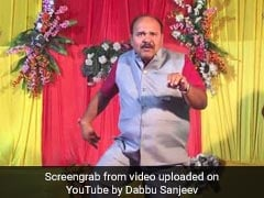 This Man's Govinda-Style Dance Is A Viral Hit. Watch Him, Because TGIF