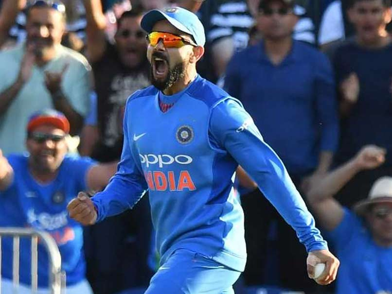 """Time To Celebrate Now"": Virat Kohli To Team-Mates After Emphatic Win Over England"