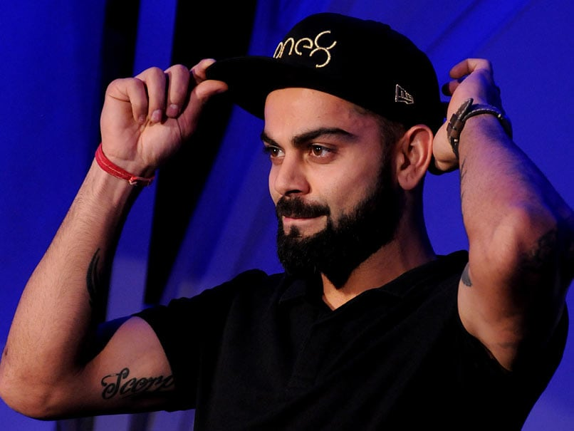 Virat Kohli Receives Polly Umrigar Award For Best International Cricketer