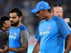 टीम इंडिया के कोच रवि शास्त्री बोले, 'विराट कोहली भी इंसान हैं, कोई मशीन नहीं'
