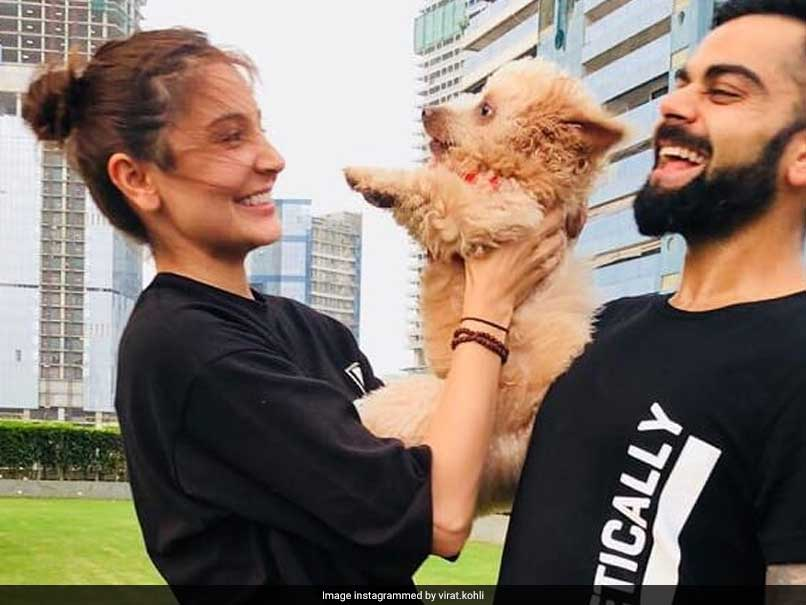 Meet Virat Kohli And Anushka Sharma