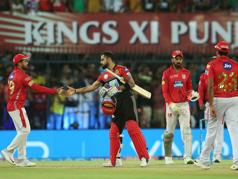 IPL 2018: All-Round Royal Challengers Bangalore Beat Kings XI Punjab By 10 Wickets