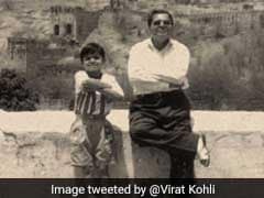 Virat Kohli Remembers The Most Important Lesson His Father Taught Him