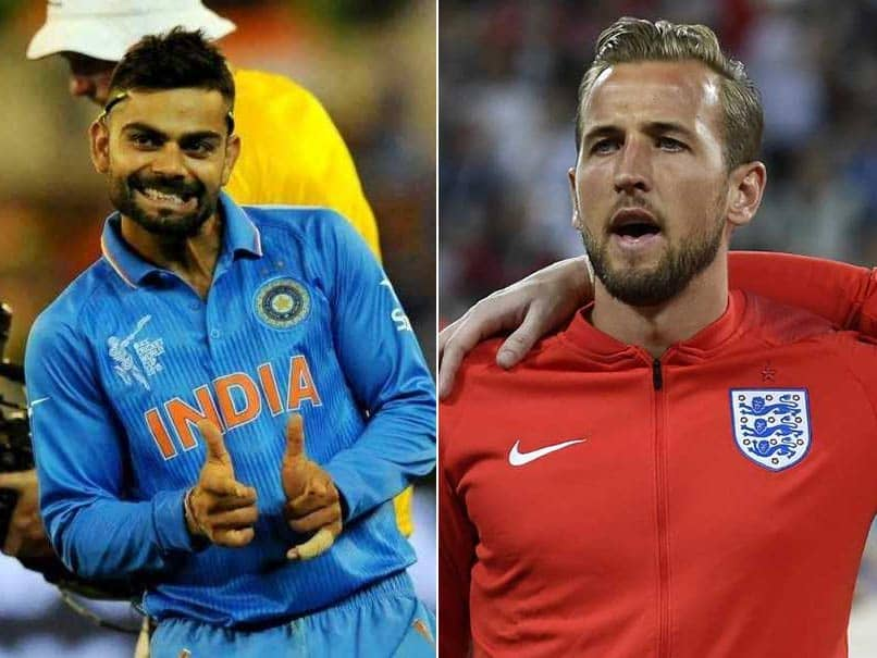 World Cup 2018: Virat Kohli Is A Lucky Charm For England Football Team. Heres Why