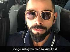 Virat Kohli Likes His Beard, Won