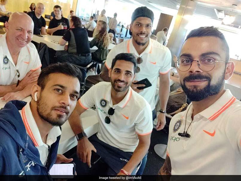 India vs Ireland: Virat Kohli Shares Selfie, Stranger