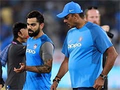 """Virat Kohli Not A Machine But A Human Being"": Ravi Shastri On Surrey Pullout"