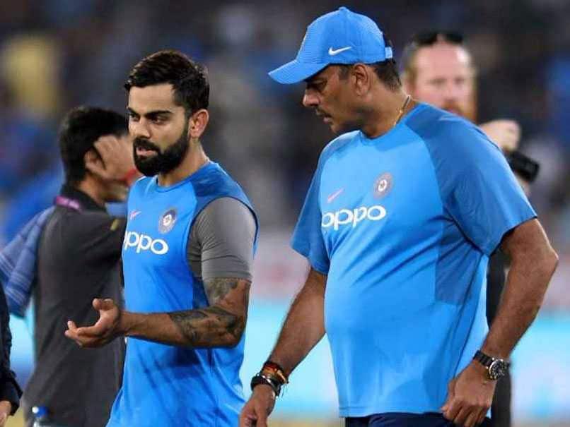 """Virat Kohli Not A Machine But A Human Being"": Ravi Shastri On Surrey Pullout"