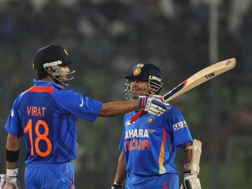 Virat Kohli Betters Sachin Tendulkar In Chasing Down Totals, Says Shane Warne