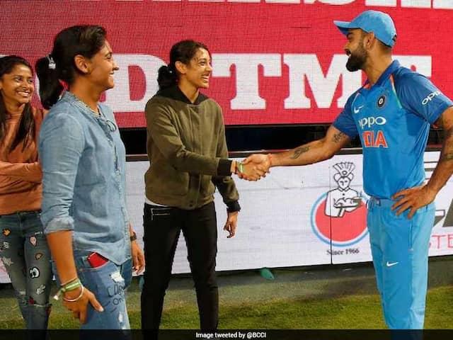 IPL 2018: Virat Kohli Wishes Smriti Mandhana, Harmanpreet Kaur Ahead Of Womens T20 Challenge Match