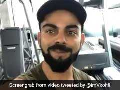 Virat Kohli Accepts Minister's Challenge, Does Spider Plank; Tags PM Modi