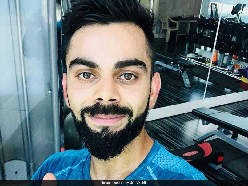 Virat Kohli Provides Injury Update Via Video Message On Twitter
