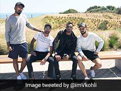 India vs Ireland: Virat Kohli And His Boys Spent A 'Beautiful Day' In Dublin. Have A Look