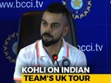 Video : I Am 100 Percent Ready To Go, Says Virat Kohli Ahead Of England Tour