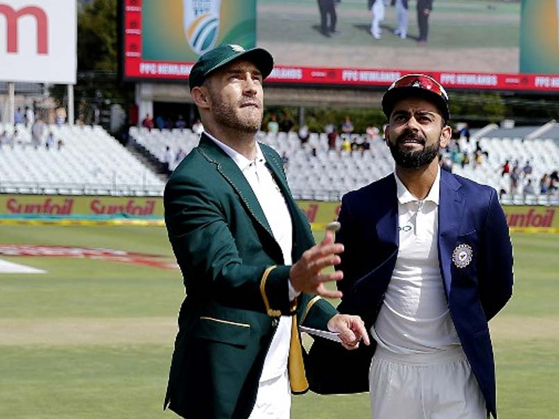 ICC Considering Scrapping Coin Toss In Test Cricket