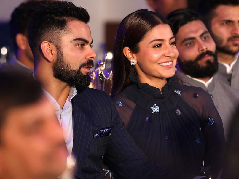 Here's what Virat Kohli said about wife Anushka Sharma during BCCI awards