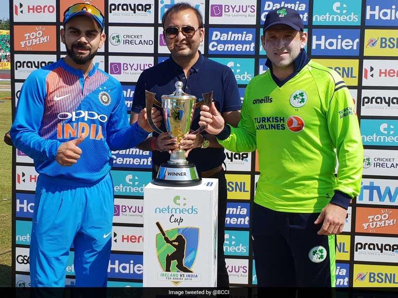 Ireland vs India: Virat Kohli Says Flexible Batting Order Keeps Opponents Guessing