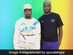 Virgil Abloh Debuts First Collection For Louis Vuitton, Supported By Kim Kardashian And Kanye West