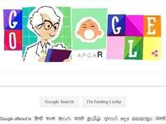 Dr Virginia Apgar: गूगल ने बनाया डूडल, डॉ. वर्जीनिया अपगर  ने 'Apgar Score' से बदली नवजात शिशुओं की लाइफ