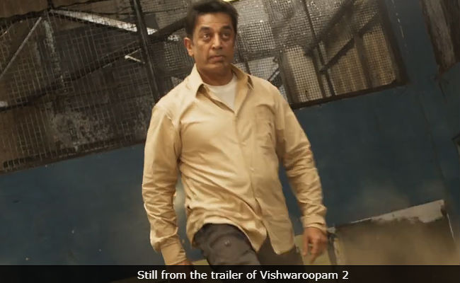 Vishwaroopam 2 Trailer: Kamal Haasan's Film Looks Fantastic. Take A Bow