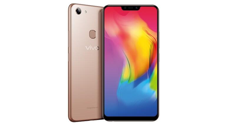 Vivo Y83 भारत में लॉन्च, आईफोन X जैसे डिस्प्ले नॉच से है लैस