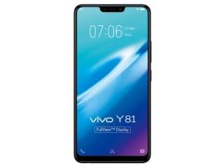 Vivo Y81 स्मार्टफोन लॉन्च, जानें इसकी खासियतें