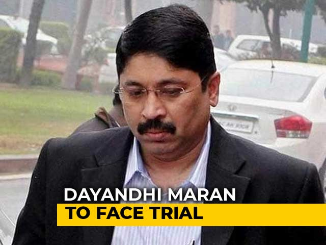 "Video : ""You Face The Trial"": Supreme Court Dismisses Dayanidhi Maran's Appeal"