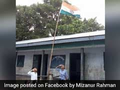 Assam Boy, In Viral Video Saluting Flag, Not In Citizens' List: Teacher