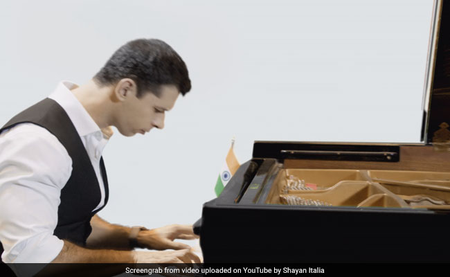 This Beautiful Piano Rendition Of Jana Gana Mana Has Set A YouTube Record