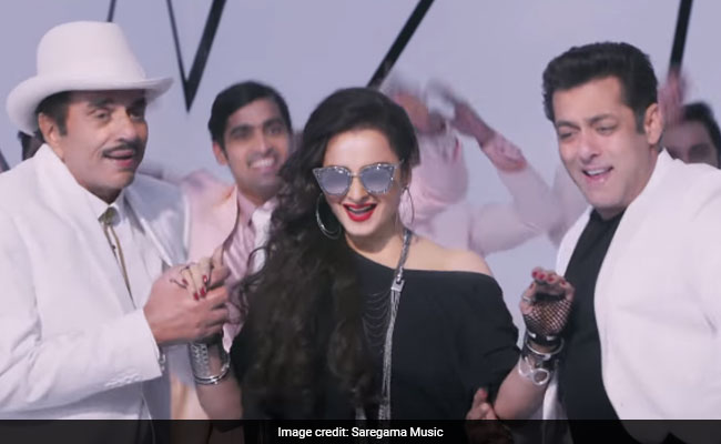 Rafta Rafta: Rekha Steals The Show From Salman Khan, Sonakshi In New Medley From Yamla Pagla Deewana: Phir Se