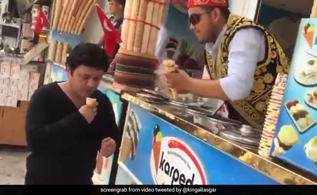 In Ali Asgar vs Turkey Ice Cream Man, It's The Actor's Reaction That Wins