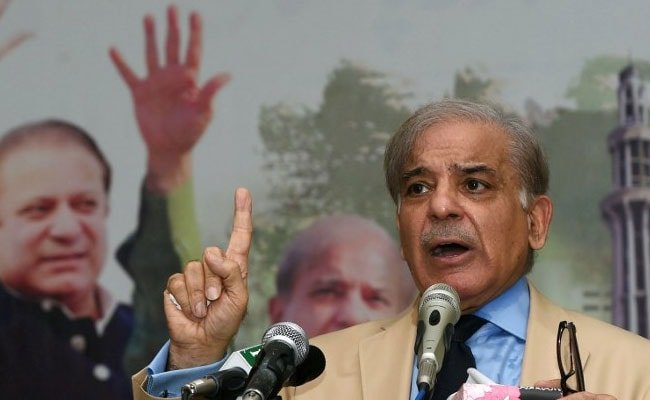 Pakistan's Opposition Leader Shehbaz Sharif Indicted In Corruption Case