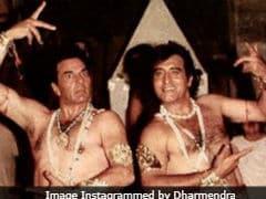 धर्मेंद्र ने विनोद खन्ना के साथ खिंचवाई थी ऐसी Funny फोटो, दिल को छू लेने वाला लिखा मैसेज